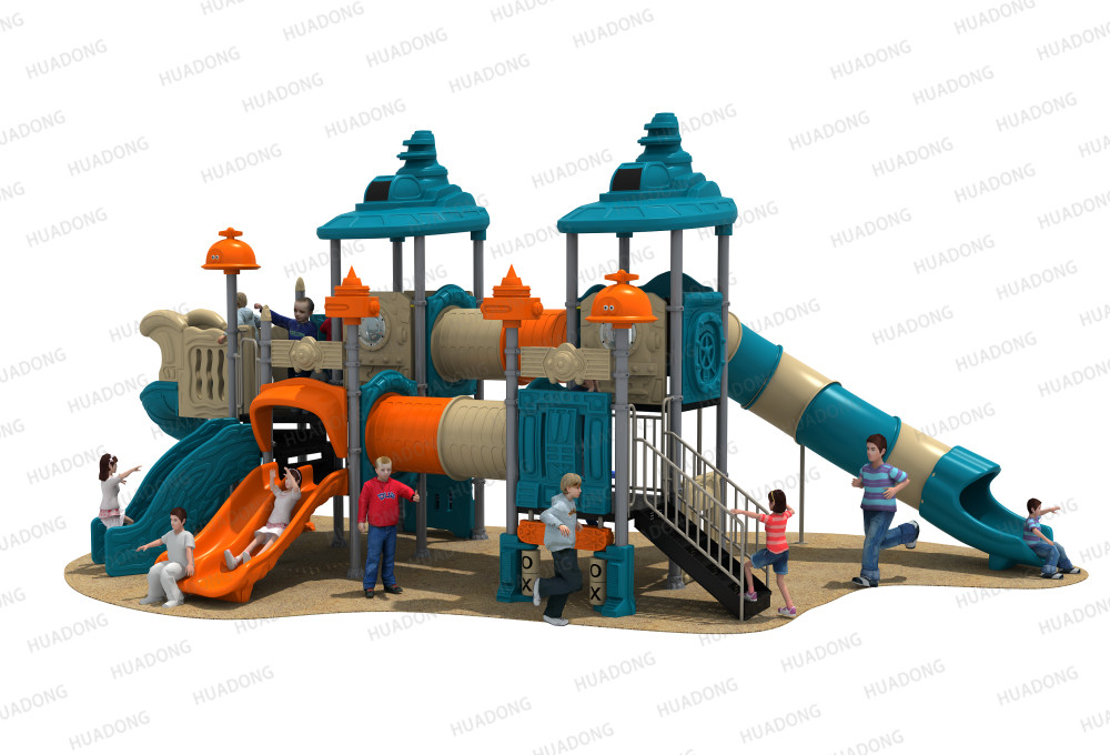 Sai Ya Hao Series Outdoor Playground Children Slide Hd15a